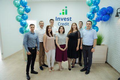 (RU) Invest-Credit открывает новый офис в Бельцах